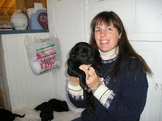 Jack as a baby - November 2003